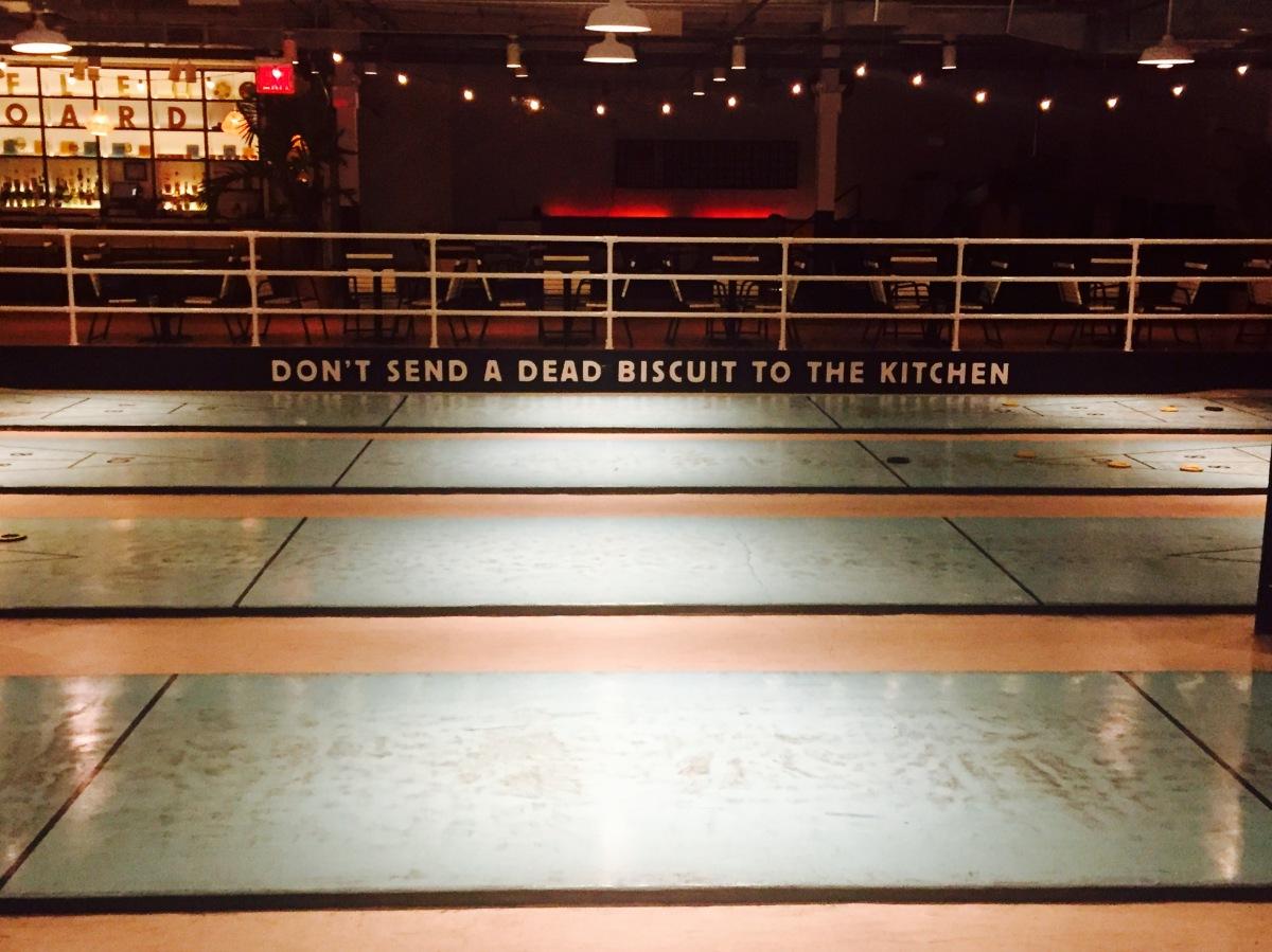 Royal Palms Shuffleboard Club, Brooklyn