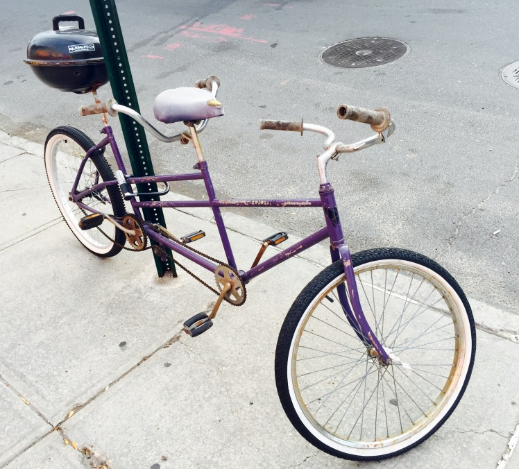 BBQ bike: a hipster essential